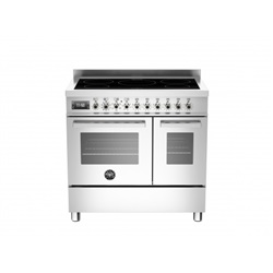 Bertazzoni Professional Series 90cm Twin Oven Dual Fuel or Induction