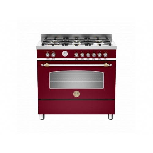 Heritage 90cm 6 burner Single Oven