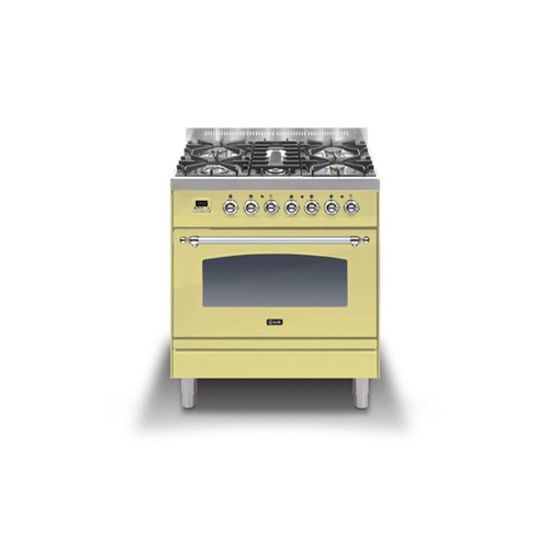 ILVE MILANO 80CM SINGLE DUAL FUEL