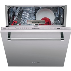 KitchenAid Fully Integrated Dynamic Clean Dishwasher KDSCM 82130