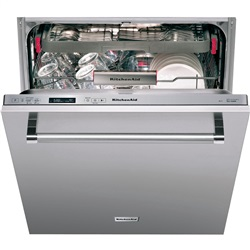 KitchenAid Fully Integrated Dynamic Clean Dishwasher KDSCM 82140