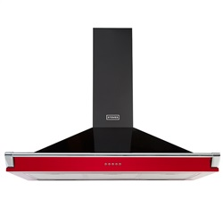 STOVES Richmond Chimney Hood with Rail 1000mm