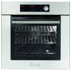 ILVE 60cm Slim Single Pyrolytic Built-In Oven  600SLPY