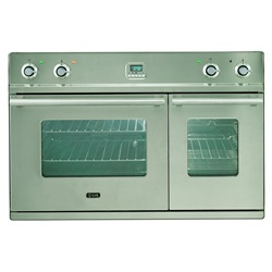 ILVE Roma 90cm Twin Built-In Oven D900WE3