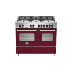 Bertazzoni Master Series 100cm Double Oven Available In Dual Fuel Or Induction