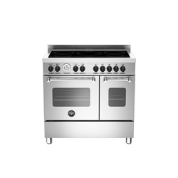 Bertazzoni Master Series 90cm Induction Top Double Oven
