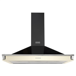 STOVES Richmond Chimney Hood with Rail 1100mm