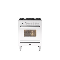 ILVE Roma 70cm Single Oven Dual Fuel