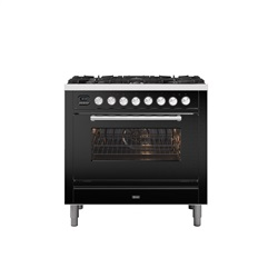 ILVE Roma 90cm Single Oven Dual Fuel