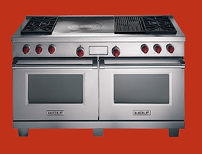 Buy Wolf Range Cookers Hobs And Ovens From Walter Dix