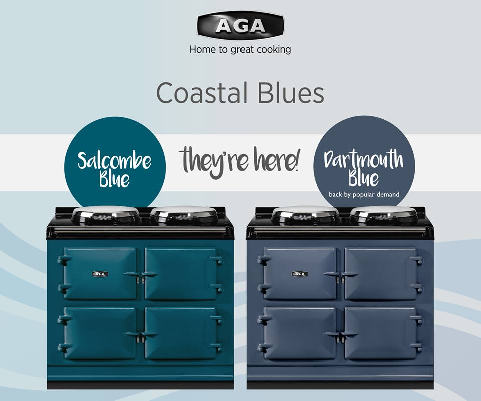 aga range cookers for sale from walter dix co north east